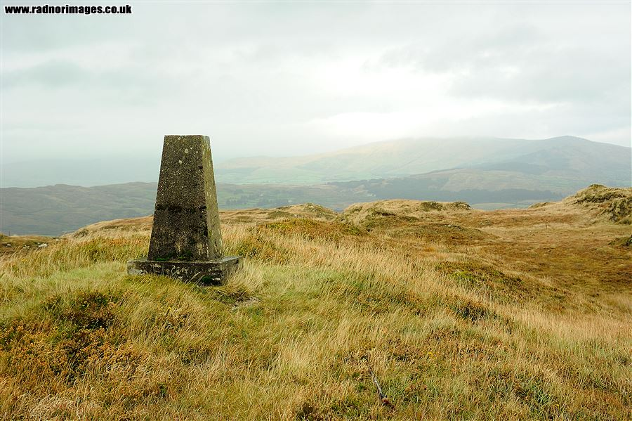 Knocknaveagh trig point