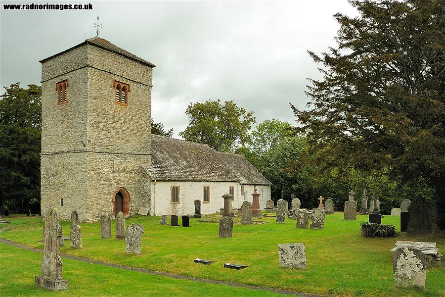 Saint Cewydd's Church, Aberedw