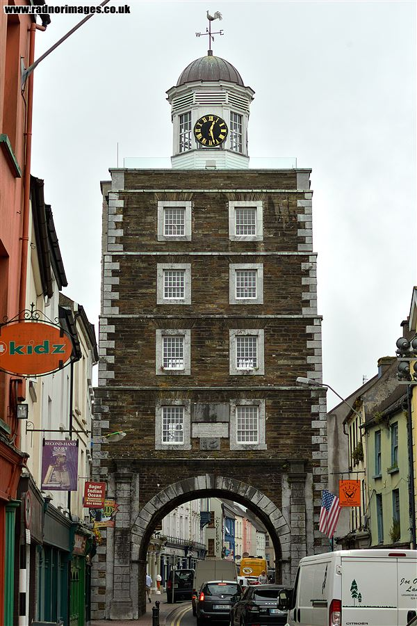 Youghall Clock Gate Tower